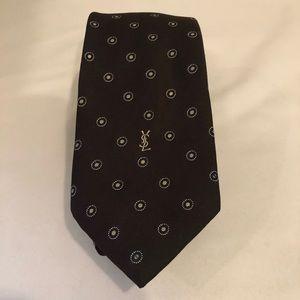 Vintage Yves Saint Laurent tie